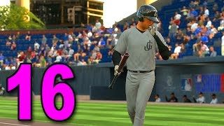 MLB 17 Pitch to the Show - Part 16 - Outside Slider is BEAST!