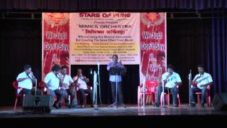 STARS OF PUNE-South Indian Semi Classical song-Mridangam special
