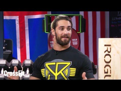 Seth Rollins Interview