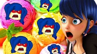 UGUR BUG MANIAC CAN'T ESCAPE FROM ICE CREAM MAKER 🐞 ROBLOX ESCAPE ENGLISH 🐞 NEW LADYBUG GAME