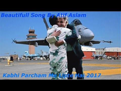 Atif Aslam | Parcham Main Lipte Hain | Defence Day Song_ALL IN ONE