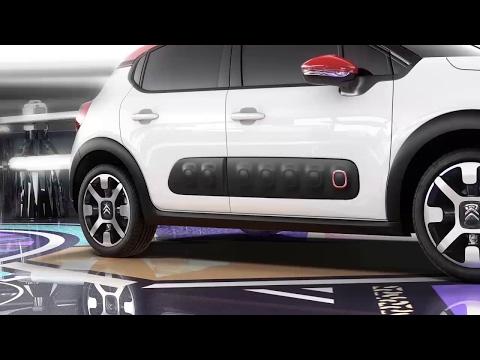 Nouvelle Citroën C3 : Airbump®