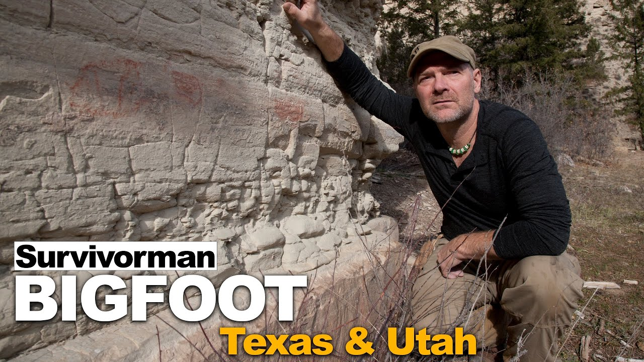 Download Survivorman Bigfoot   Episode 8   Texas & Utah   Les Stroud