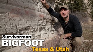 Survivorman Bigfoot   Episode 8   Texas & Utah   Les Stroud