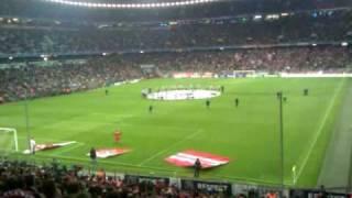 30.03.2010 FC Bayern München vs. Manchester United Champions League Viertelfinale