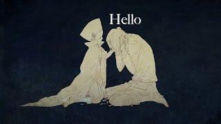 Hello- Nightcore Hetalia AMV