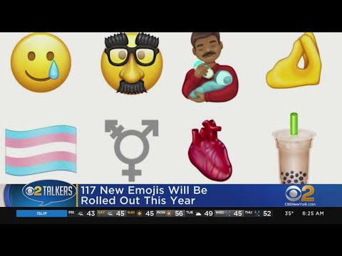 See This Year's New Emojis
