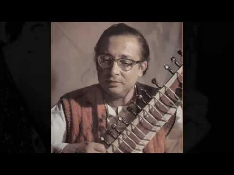 Pandit Nikhil Banerjee - Sitar - Raag Hindol Bahar