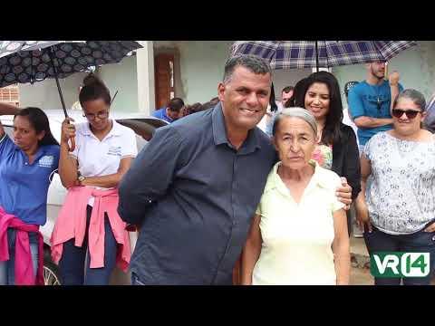 Prefeito de Quixabeira assina ordem de serviço com 31 banheiros na sede e pavimentação no Povoado Jabuticaba