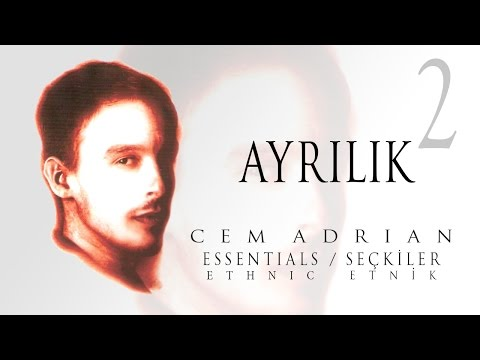 Cem Adrian - Ayrılık (Official Audio)
