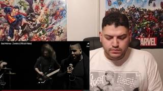 Bad Wolves - Zombie (Music Video) REACTION Video