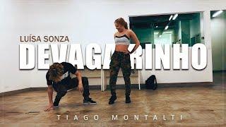 Baixar DEVAGARINHO - Luísa Sonza I Coreografia oficial Tiago Montalti