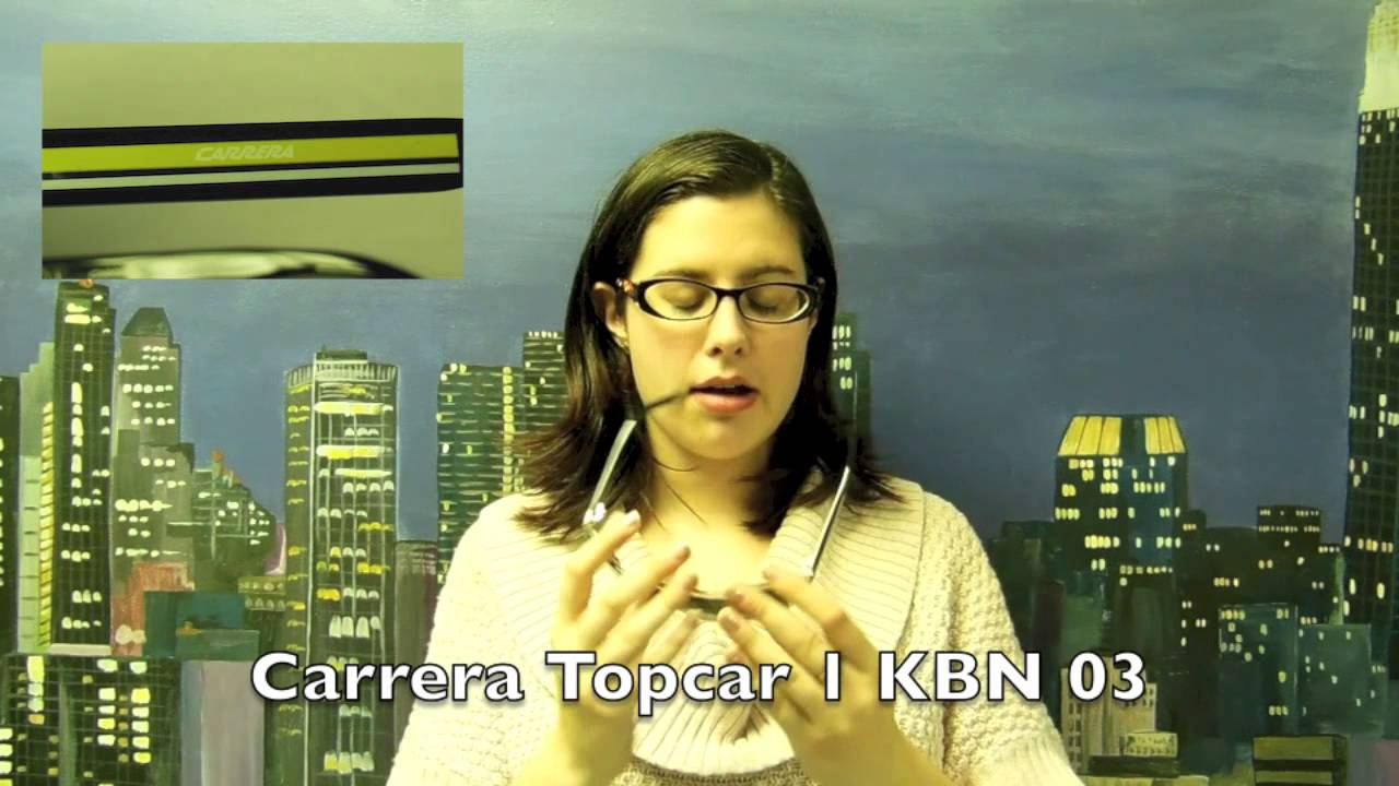 6062ac9f976 How to tell if your Carrera sunglasses are authentic - YouTube