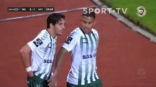 Goal   Golo Guedes: Belenenses 0-(1) Vitória FC (Liga 19/20 #17)