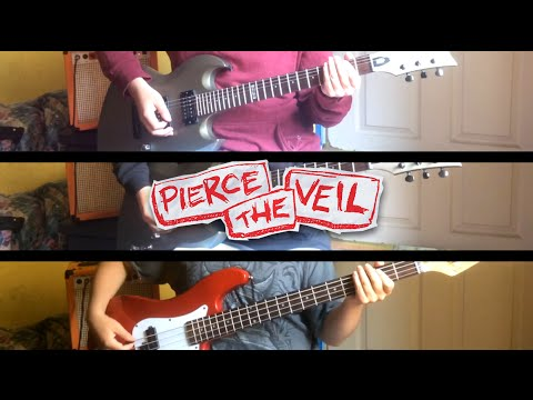 Pierce The Veil - Today I Saw The Whole World (Instrumental Cover) + Tabs