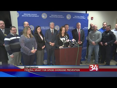 Addiction Center of Broome County receives grant