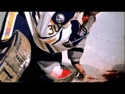 Hockey Throat Cut Youtube