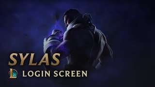 Sylas, the Unshackled | Login Screen - League of Legends