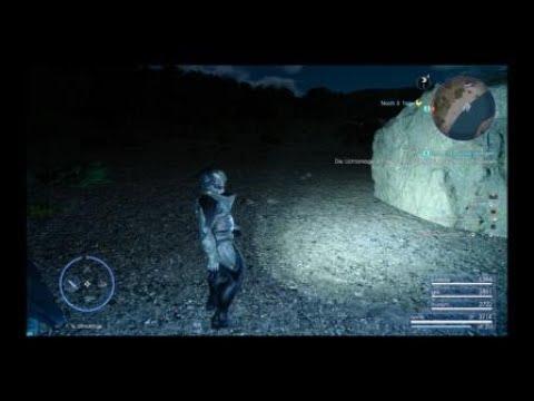 Final Fantasy 15 Regenbogen Frösche