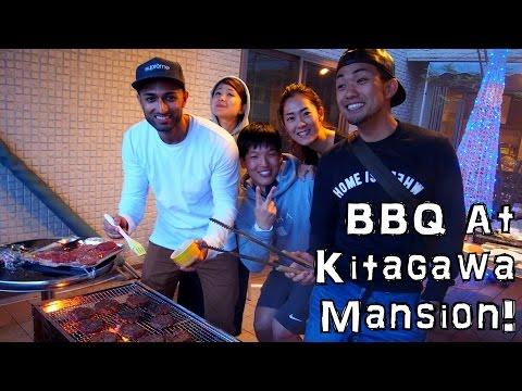 Golden Week Road Trip In Japan! Final Day | BBQ At Kitagawa Mansion