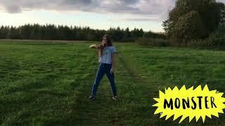 T-Fest /Улети Танец -клип(cover)