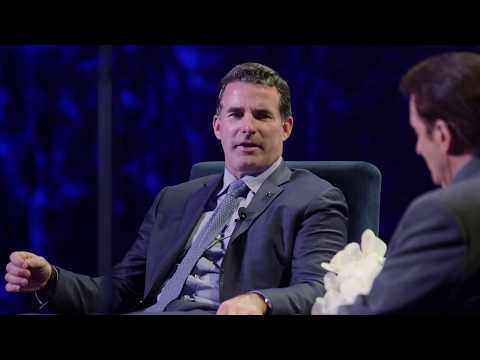 Kevin Plank of Under Armour Speaks Candidly With Peter Guber
