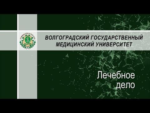"""Специальность """"Лечебное дело"""""""