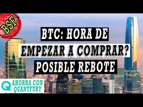 Bitcoin: Inversión A- Por El HALVING! Zona De Posible Rebote... A Tocar De Nuevo Los $10k?