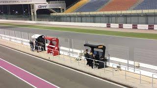 World SBK race in Qatar