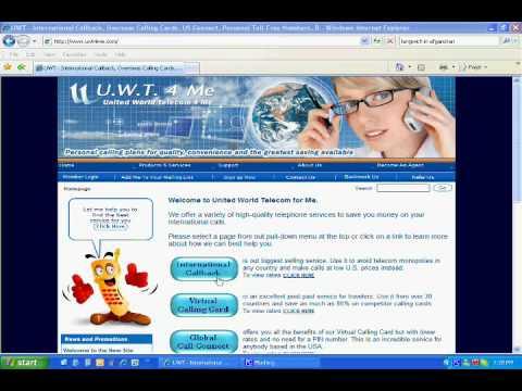 Cheap Calling Plans For International Calling UWT4Me.com