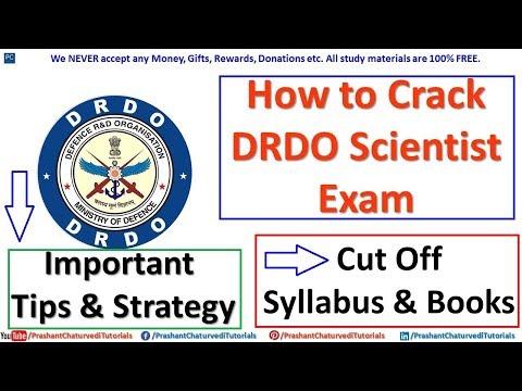 How To Crack #DRDO #CEPTAM-09 Exam // {CUT OFF, SYLLABUS, BOOKS, STRETEGY}
