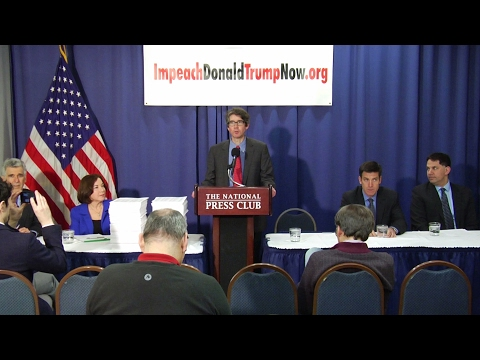 ImpeachDonaldTrumpNow.Org News Conference Feb. 16th, 2017