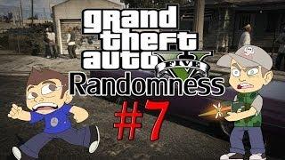 Grand Theft Auto 5 Randomness #7 - Rule 34