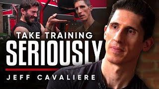 TAKING FITNESS SERIOUSLY: People Should Respect The Technicality of Fitness - Jeff Cavaliere