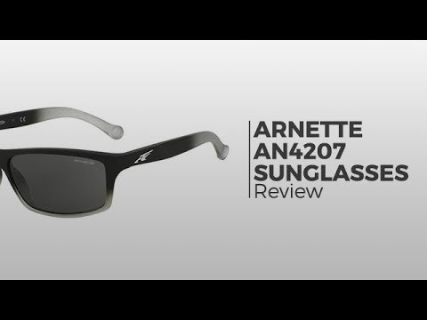 c4ce05b157 Arnette AN4207 Sunglasses | Flash Preview - YouTube