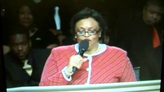 Rev  Dr  Jackie McCullough   Take the Preacher off Mute Part 2