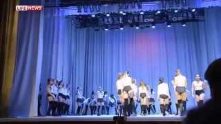 Пчёлки и Винни Пух 2. Оренбург. Танцы в стиле Тверк / Twerk