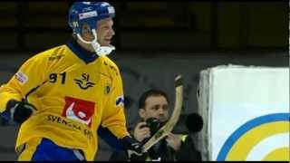 Sverige - Ryssland i VM-match på Heden