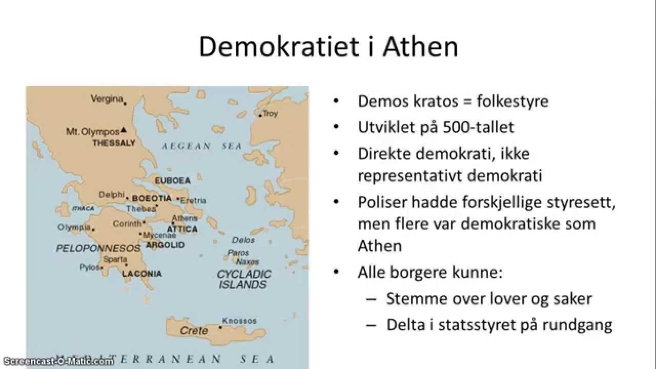 athen antikken