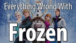Everything Wrong With Frozen In 10 Minutes Or Less thumbnail