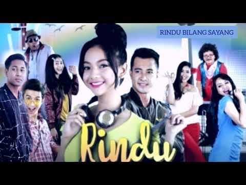 Merindu OST Rindu Bilang Sayang MNCTV (Lirik) Mp3