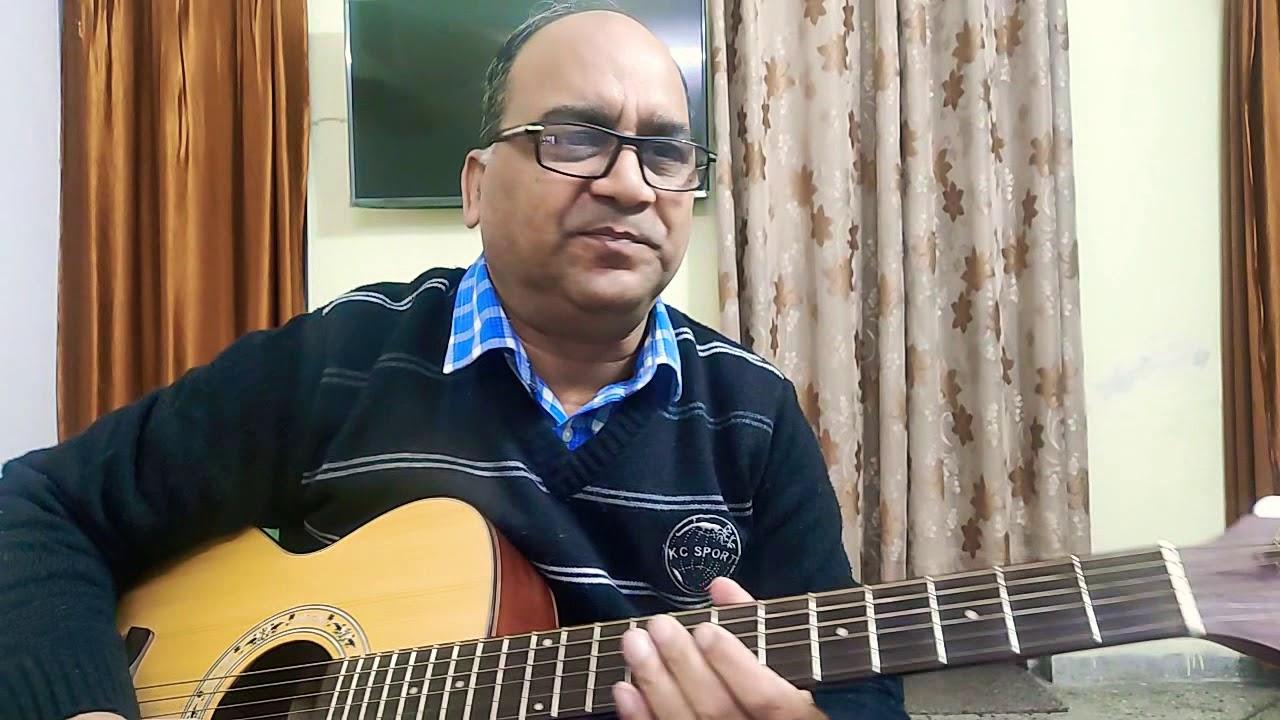 Manjilen apni jagah hain raaste apni jagah #Kishore #hits#Sharabi