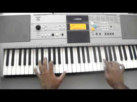 Raja Rani-Bgm Keyboard Cover