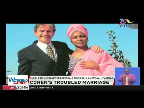 Tob Cohen's Murder: Sarah Wairimu claims her marriage was a troubled one