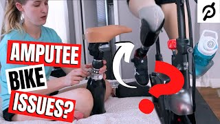 How Do Amputees BIKE? (Biking for the FIRST TIME with Prosthesis!)