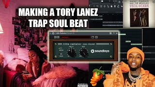 How To Make A CHIXTAPE 5 Trap Soul Beat For Tory Lanez | FL Studio 20 Tutorial