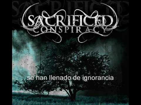 Sacrificed Conspiracy - Montañas (letras)