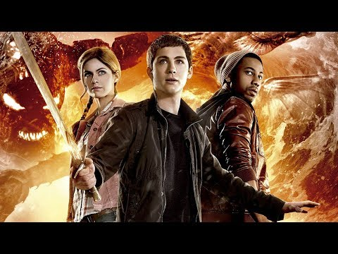 Percy Jackson - Sea Of Monsters Official Trailer 2013