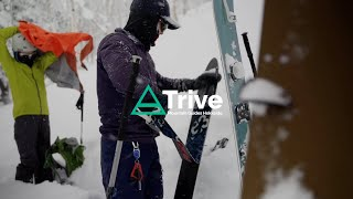 【powderWKND】旭川バックカントリーツアー 2020,12,18-20 Trive Mountain Guides Hokkaido