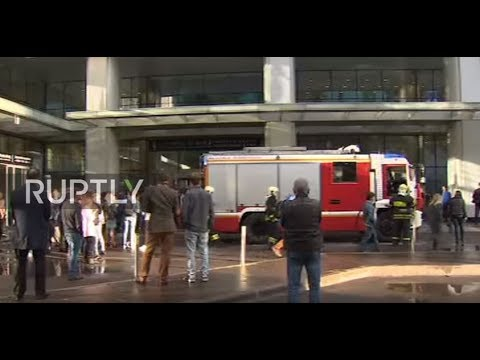 Russia: People evacuated after suspicious object found in Moscow business centre